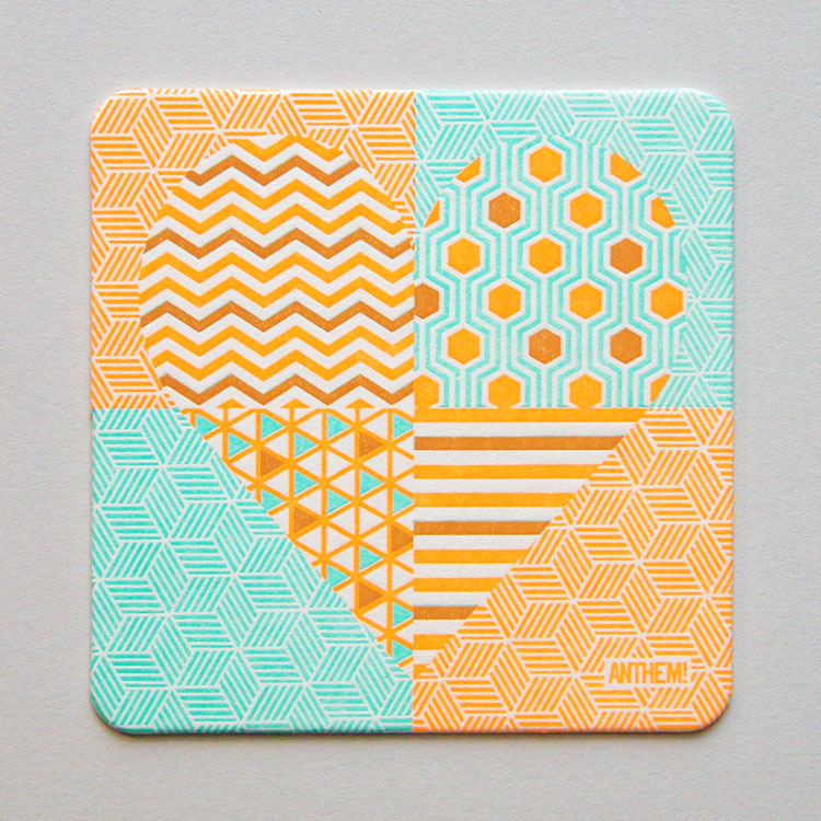 Anthem Coasters - Love It