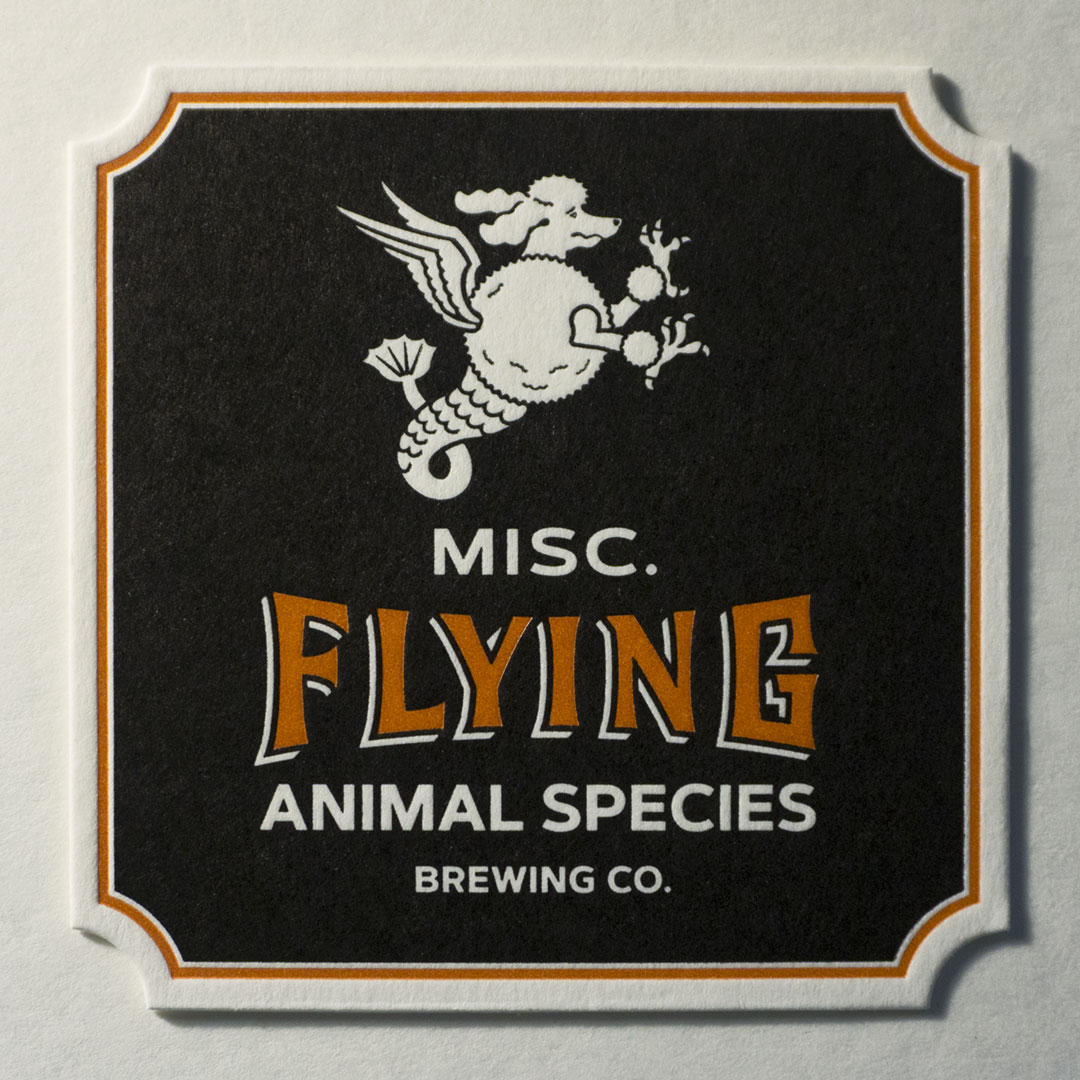 Misc. Flying Animal Species Brewing Co.