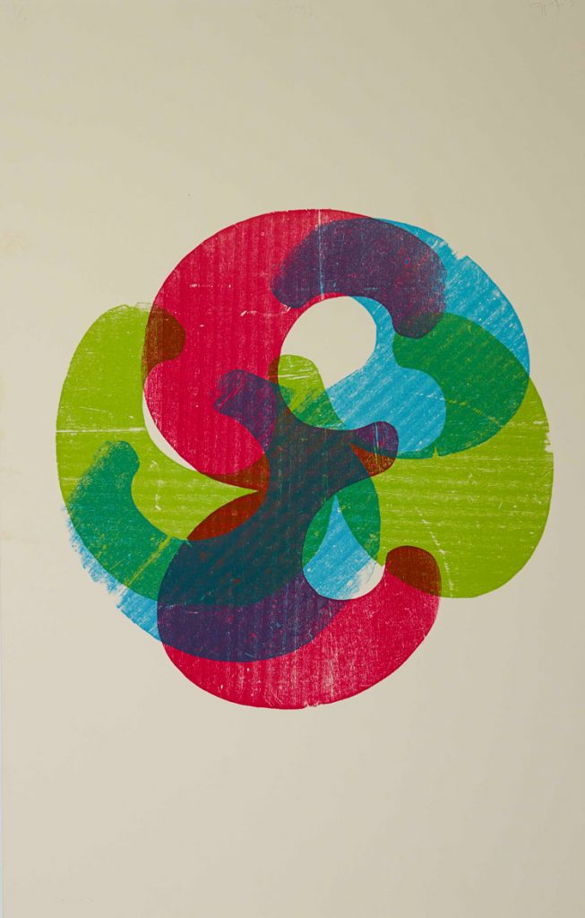 Chris Fritton Letterpress Print